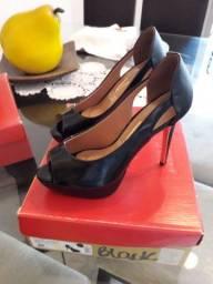 Sapato preto social
