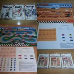 Coleção completa 3 jogos Nestlé anos 80
