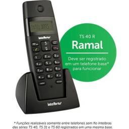 Ramal Sem Fio Digital Intelbras Ts 40 R