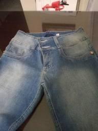 Calça jeans Biotipo Tam. 40, sem uso, porém sem etiqueta