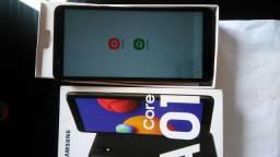 Samsung A1 vermelho cx