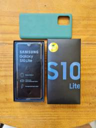 Samsung S10 lite 128 GB Azul 6GB Ram