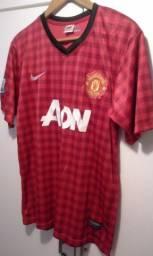 Camisa manchester united - futebol inglês