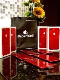 Iphone 7 Plus 128gb - Red- Novos