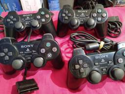 Controle Sony original Playstation 2