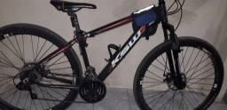 Bicicleta aro 29 troco por quadro 15 ou vendo