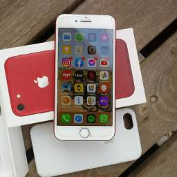 iPhone 7 128GB Red Lindo