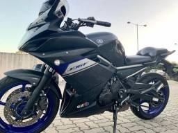 Yamaha XJ6F 600