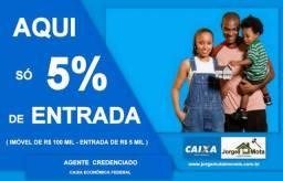 Rio das Ostras - Condomínio Alphaville Casa 100m² Leilão da Caixa 35% Desc. Entrada só 5%