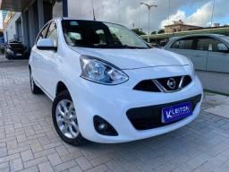 Nissan March 1.6 SV 2020 Único Dono