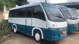 Micro ônibus v8 / 23 lugares
