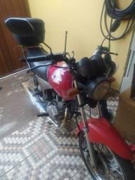 Moto 150 cilindradas 2005