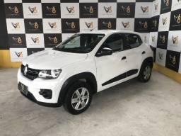Título do anúncio: Renault Kwid Zen 1.0 Kit Gás Gnv Regularizado