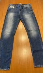 Calça jeans Zara 13/14 nova!!