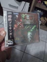 Jogo NEO GEO CD
