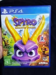 Jogo Spyro Play 4
