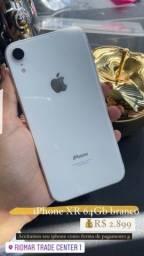 Título do anúncio: iPhone XR branco 64 gb