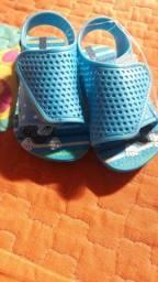 Sandália de bebe
