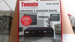 TOMATE- Conversor e gravador digital