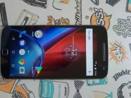 Moto G4 plus com biometria