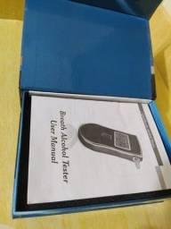 Testador digital de álcool (bafômetro) NOVO