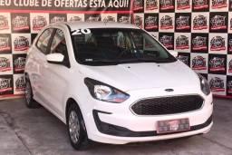 Ford Ka 1.0 S 2020 km 23 mil  diferencial: km. preço e qualidade!!!