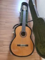Violão clássico de Luthier