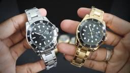 Relógio WWOOR Estilo Rolex