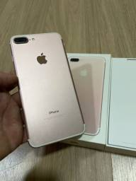 iPhone 7 Plus 32gb rose! Praticamente novo