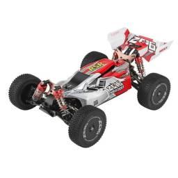Automodelo Carrinho Controle 60 km/h alta velocidade a bateria 144001 4x4