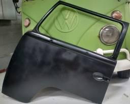 Porta Kombi Clipper Original Volkswagen Completa Dianteira LE P/ Pintar