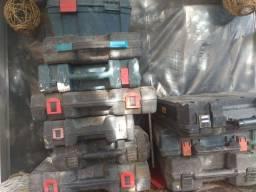 Maletas para ferramentas elétricas