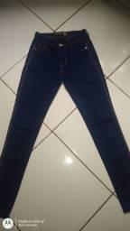 Calça jeans/azul escuro