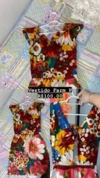 Vestido Farm P