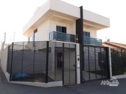 Sobrado com 3 dormitórios à venda, 230 m² por R$ 480.000,00 - Residencial Nova Itália II -