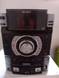 Cabeça de som Sony