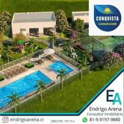 EMV - Lançamento em Camaragibe - Condominio Clube - Lazer Completo