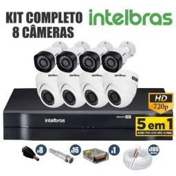 Título do anúncio:  cameras de segurança