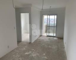 Apartamento Novo com 53 m², 2 dormitórios , 1 vaga , Vila Homero Thon, Santo André
