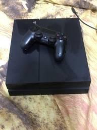 VENDO PS4 FAT 500 GB