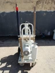 Aspirador Industrial -Aspó modelo cr-8 compacto basculante