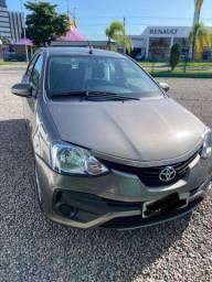Toyota Etios 2018 - Baixa Km
