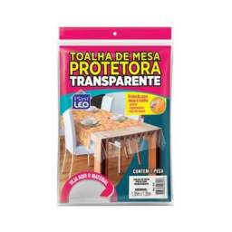 Título do anúncio: Toalha de Mesa Protetora Transparente
