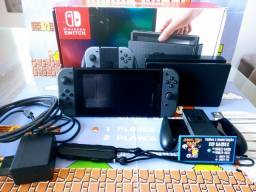 Nintendo switch cinza 32gb
