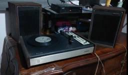 Vitrola Antiga Philips Modelo 703