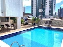 Apartamento p/ venda em Manaíra c/ elevador e área de lazer