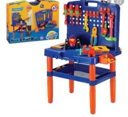 Bancada ferramentas infantil
