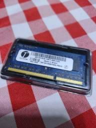 Memória 4gb DDR3L 1600 MHz (Notebook Dell)