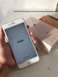 IPhone 8 Plus em perfeito estado(leia o anúncio)