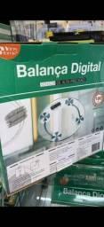 Balança Digital Para Banheiro Academia e Consultórios